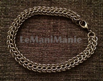 Men's Stainless bracelet/steel bracelet for men
