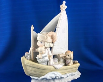 Rare - This Land Is Our Land - Precious Moments Figurine