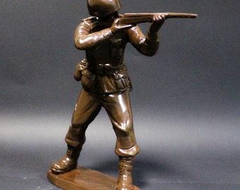 Sculpture PEACEKEEPERS Soldier Resin 30 cm
