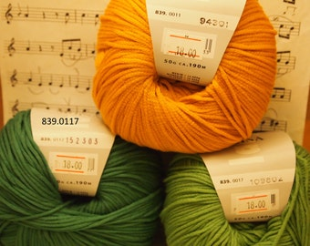 Moina from Lang Yarns - SALE - only 6.99 USD instead of 12.50 USD