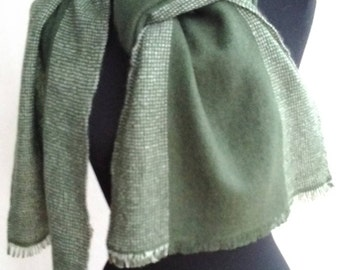 Cashmere scarf. Father's Day gift.