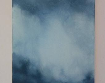 Original Oil Painting Entitled, 'Elegy'