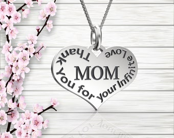 Mom Necklace, Mothers Day Gift, necklace for mom Engraved Kids Names Mommy Necklace Mom Gifts Childrenn Names gift for her grandma gift