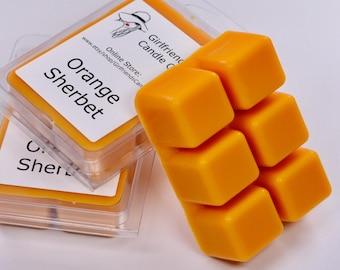 Orange Sherbet Scented Wax Melt