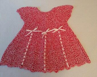 Red & White Christmas Dress