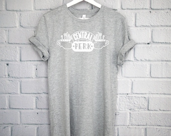 Central Perk T-shirt, Friends Shirt, Friends T-shirt, Central Perk Shirt, Central Perk Cafe, Coffee Shirt, Tumblr