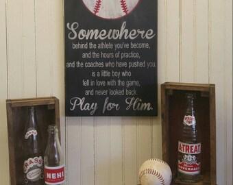 baseball bedroom etsy