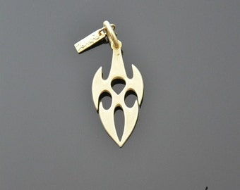 Pendant Tribal Bronze