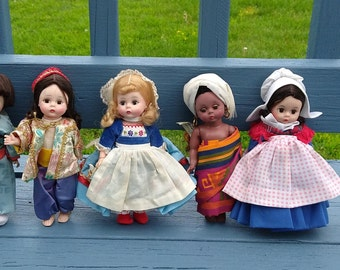 Madame Alexander Foreign Lands Dolls
