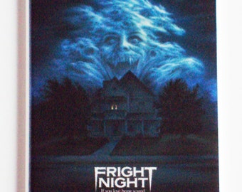 Fright Night Movie Poster Fridge Magnet