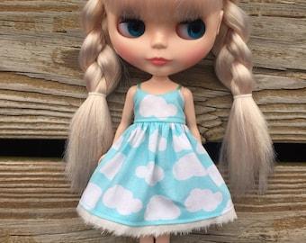 Cloud Blythe Dress