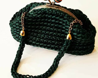 green night small bag