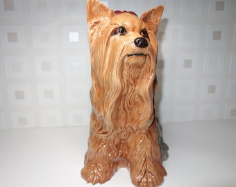Beswick Yorkshire terrier fireside model