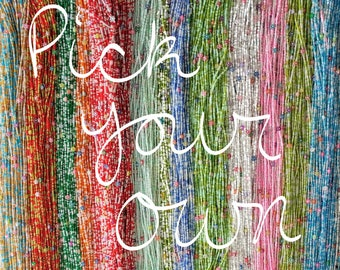 Pick Your Own African Waist Beads, Belly Jewelry
