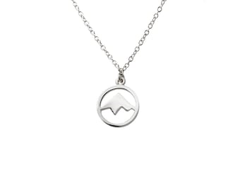 MONT handmade sterling silver necklace