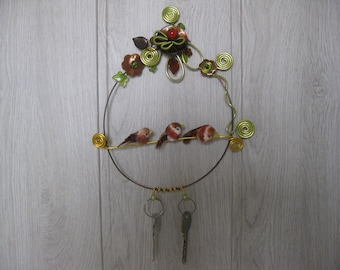 key wall decor jewelry