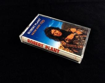 Robert Plant - Now and Zen - Cassette Tape