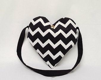 Heart Evening Bag