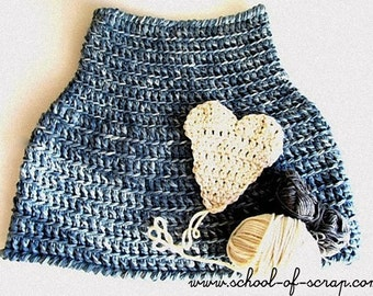 Pattern for Primitive Cape - crochet capelet fast and nice  (IT - US EN)