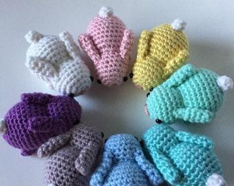 Baby Bunnies, Crochet Bunny, Amigurumi Bunny, Crochet Rabbit, Crochet Bunny, Easter Crochet, Bunny Plush, Easter Toy, Bunny Rabbit