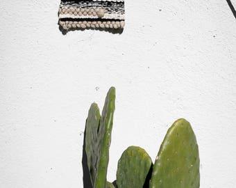 Linework Woven Mini Tapestry