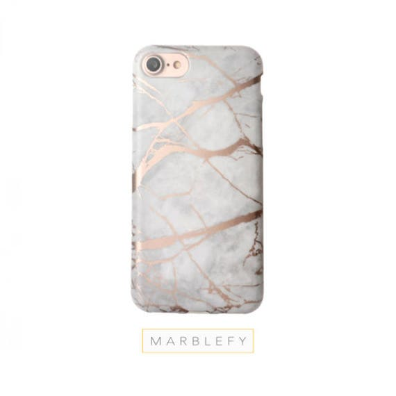 Rose Marble Phone Case Rose Gold Reflectiveiphone 6 Case