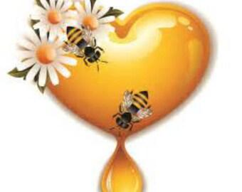 All Natural Honey Bricks