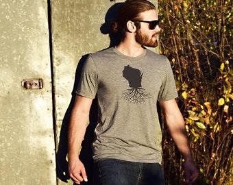 Men's Wisconsin Roots Shirt