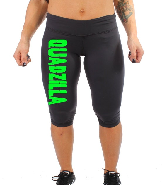 Gym Legging Capris Gym Tights Workout Pants Workout Tights