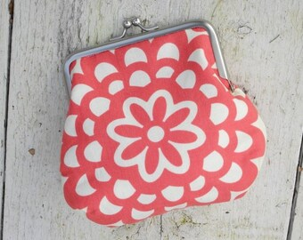 Small clutch wallet Small womens wallet Bridesmaids gift Bridesmaids gifts Gift for her Gifts for women Co-worker gift Gifts for mom