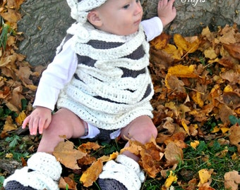 Baby Mummy Costume pdf712