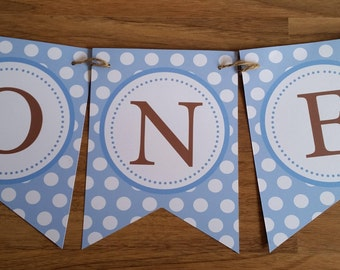 Peter Rabbit Smash Cake Photo Shoot Bunting Banner One Banner High Chair Custom Made 1st First Birthday Decoration