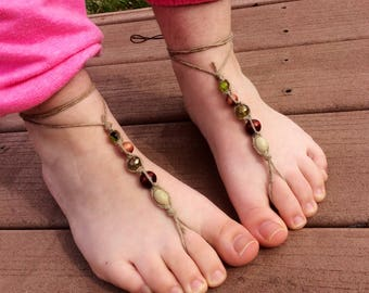 Barefoot Sandals, Pair 1, One Size Fits All
