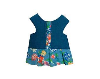 De La Rosa Harness Dress