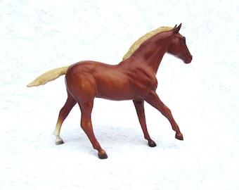 Breyer Action Stock Horse Foal Mold Chestnut #236
