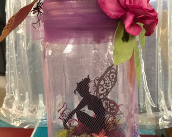 Fairy in a Jar
