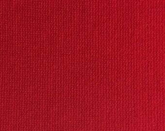Red Ponti Rayon Nylon 60'' Wide Per Yard