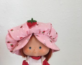 Vintage Strawberry Shortcake Doll, American Greetings 1979