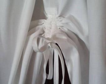 Tie-Up Valance SOLID KoNa Cotton  Cotton  Window Treatment  40w 50w 60w