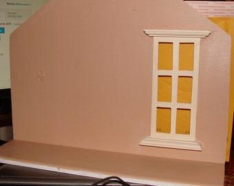 Display Board, Photo Prop,Display Shelf, Sits or Hangs,Background Display For Store Window
