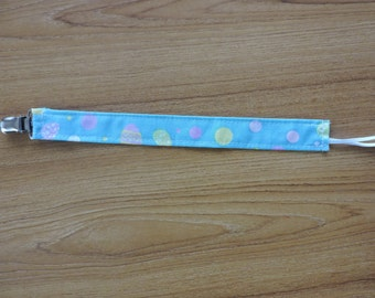 Easter Pacifier Clip