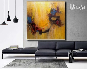 Sale Large Abstract Artwork, Large Wall Art, Large Wood Panel Art, Modern Art, Contemporary Art, Large Art, Abstact Art