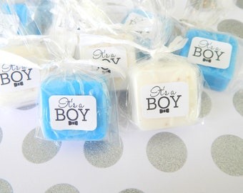 Soap Its a Boy Baby Shower Favors Boy Soap Favor Adorable Babyshower Favors Baby Shower Boy Party Favor Gender Reveal Baby Announcement
