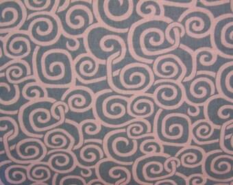 Ironing Board Cover Aqua & Cream Art Deco