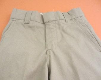 vintage original classic Cheeno's khaki pants boys vintage khackis vintage flat front khakis vintage tan pants kids khakis