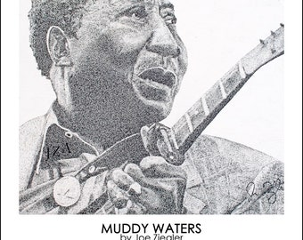 Limited Print: Muddy Waters