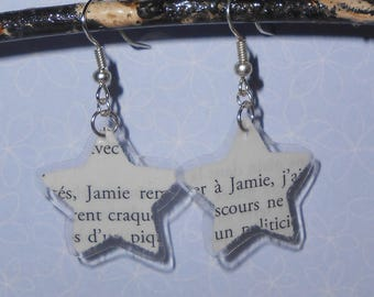 Outlander Jamie earrings