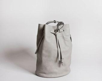 Bucket Bag Otame  grey