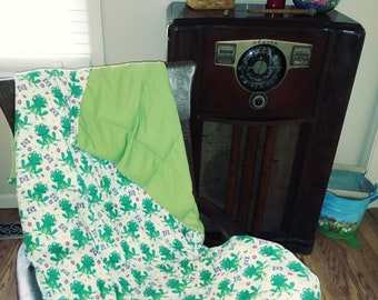 Happy Frog 10 pound Weighted Blanket/Throw