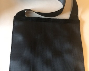 Seat belt Ipad/lap top carry case, seatbelt bag